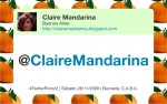 @ClaireMandarina