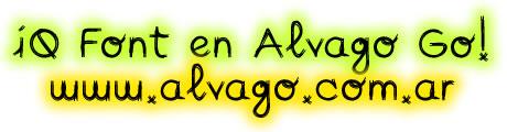 iQ Font en Alvago
